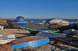 Algarve : SANTA LUZIA...