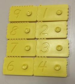 Du matériel de numération à manipuler : les Newméro