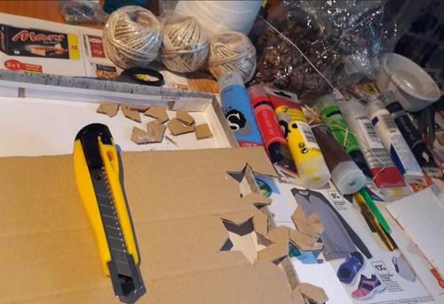 [DIY] : guirlande de noël