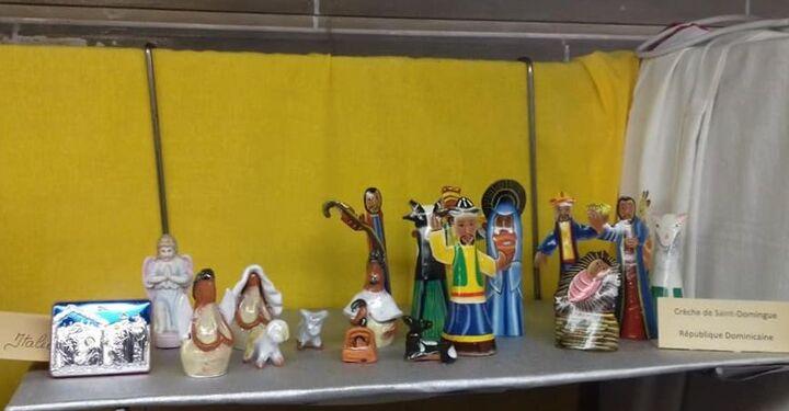 Crèches et santons...