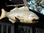Blechfisch aus Spiekeroog
