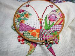 BUTTERFLY PATCHWORK (2)