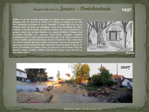 Pontchartrain : 20 ans après