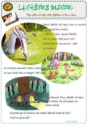 La Chèvre Biscornue Christine Kiffer / Ronan Badel