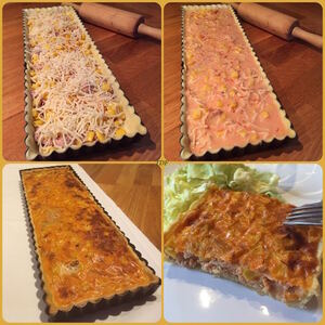 Tarte Mexicaine