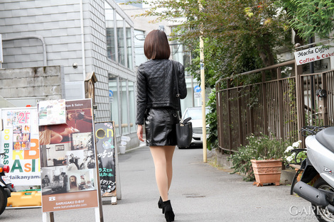 WEB Gravure : ( [G-AREA] - | PERFECT-G No.644 | Renon/れのん : モデル体型のイイ女のドスケベ具合と腰のエロさ )
