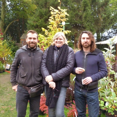 Courson-Chantilly : rencontres d'automne...