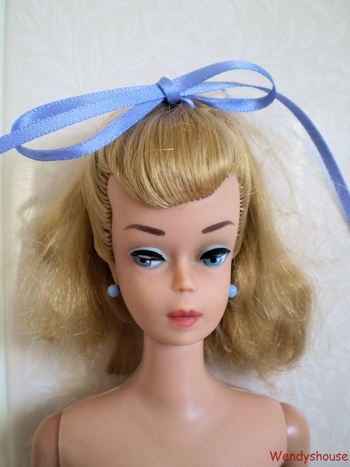 VINTAGE SWIRL PONYTAIL MIDGE BARBIE DOLL