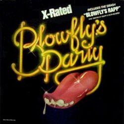 Blowfly - Blowfly's Party - Complete LP