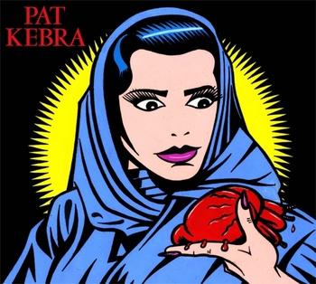 pat kebra - le coeur sur la main