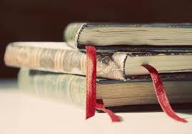 Le nez dans les vieux livres ...