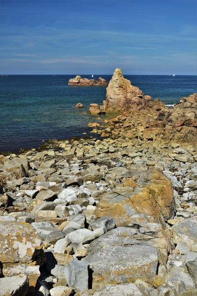 2016.08.13 Côte Granit Rose, Pointe Pors Hir, région Bretagne (3)