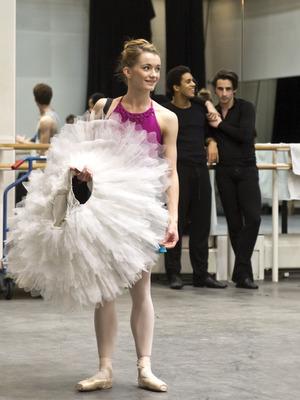 dance ballet interior rehearsal ballet music