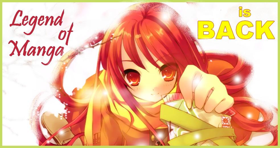 Legend'of Manga Index du Forum