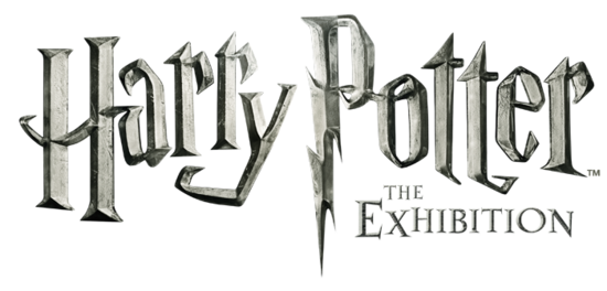 Harry Potter L'Exposition Logo