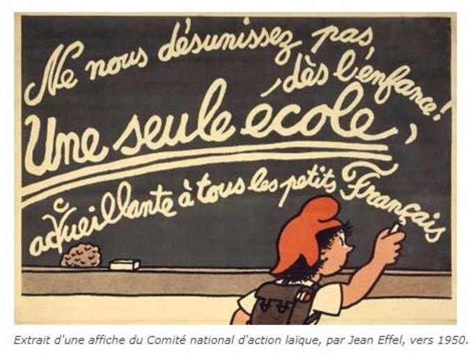 """Note LP34 /  """"Séparatisme"""", """"chartes de la laïcité"""", armes contre les lois de 1901 et 1905! Note LP34"""