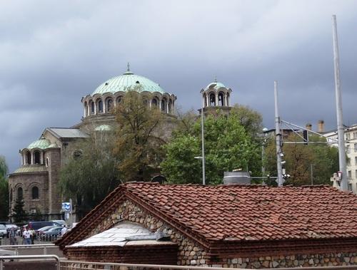 Sofia: le long du boulevard Marie-Louise (photos)