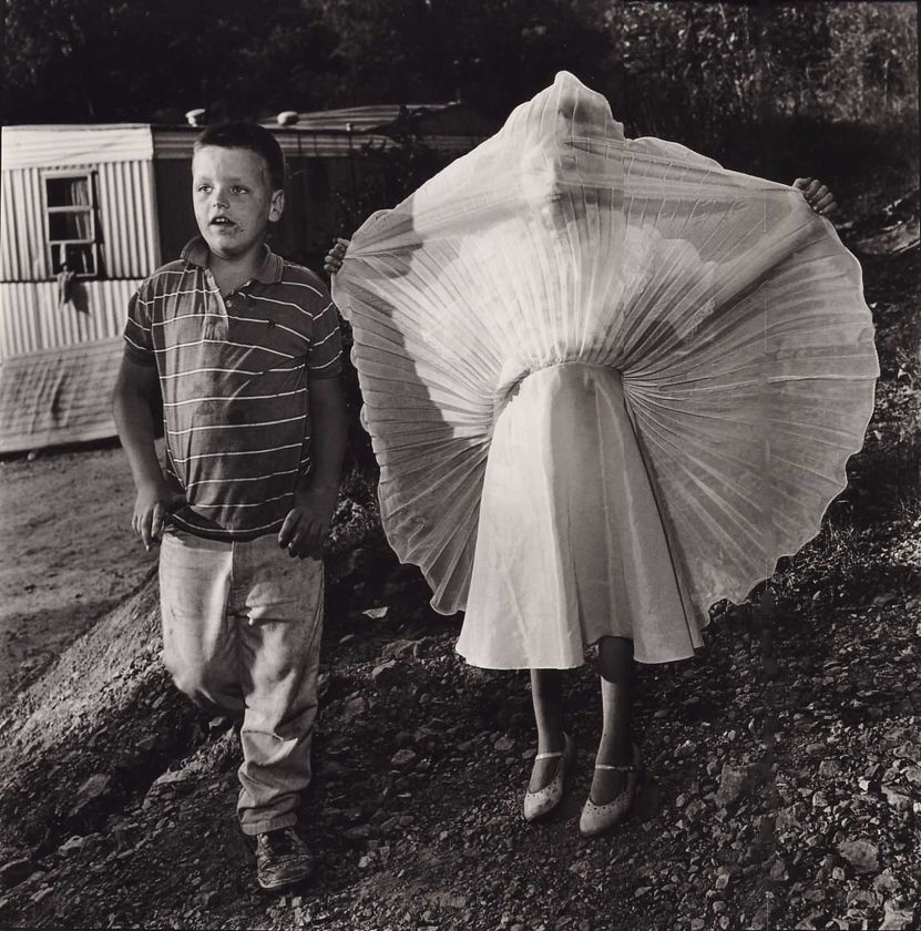 Mary Ellen Mark - hommage