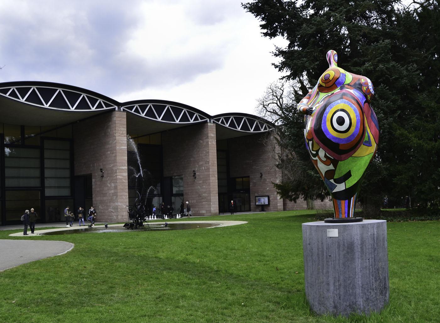 musée tinguely bâle