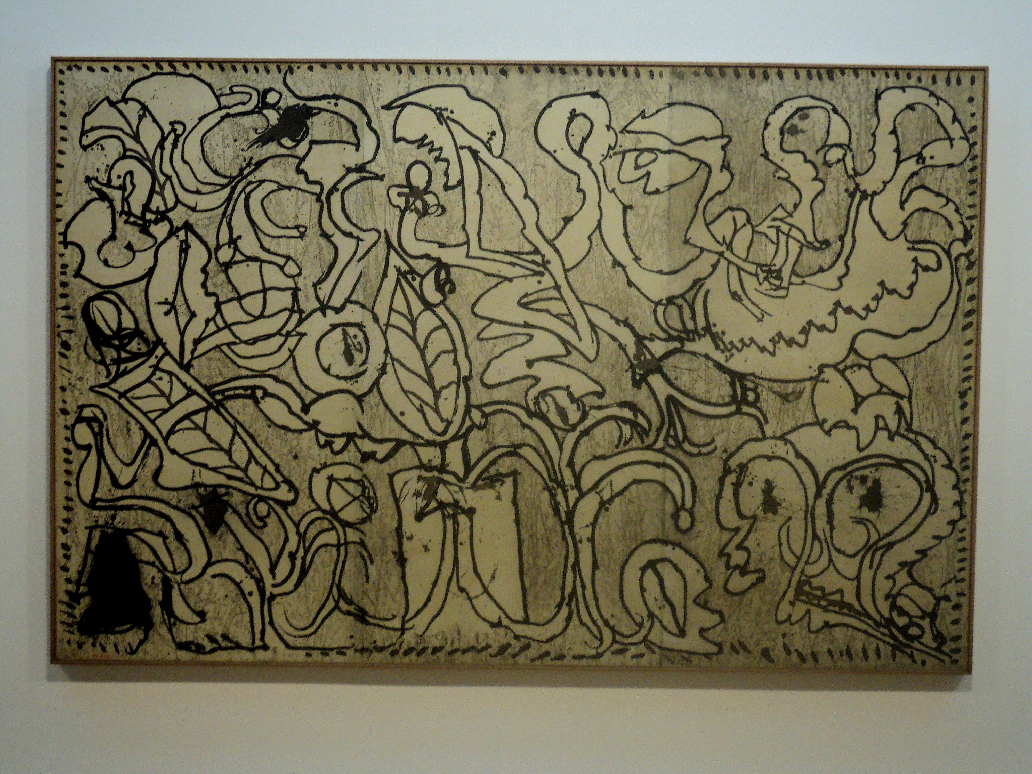 Super Exposition Pierre Alechinsky au Musée Matisse - Dans mes malles  PZ63