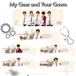 My Gear And Your Gown