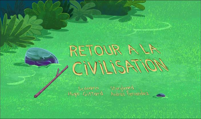 Zig & Sharko - 2x03 - Retour à la civilisation