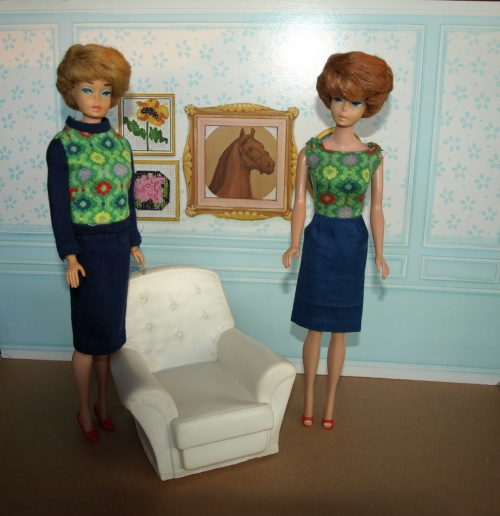 Barbie vintage : Pak - Lunch Date
