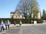 La balade du 16 avril à Caen