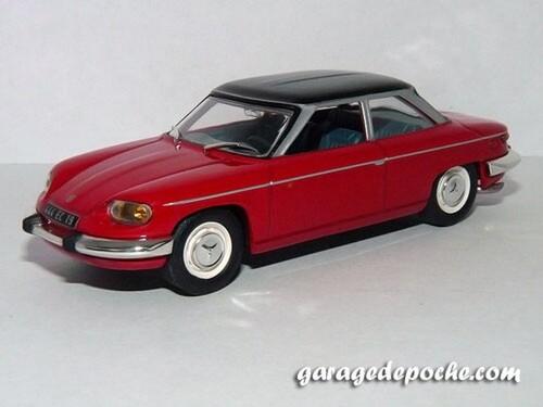 Panhard 24BT 1965