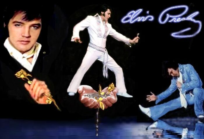 Unchained Melody. Le King...