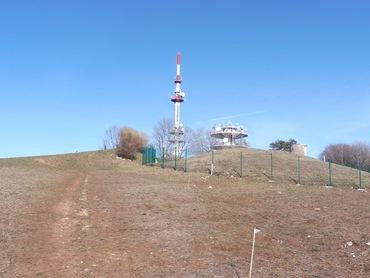 Montfaucon - Relais des télécoms