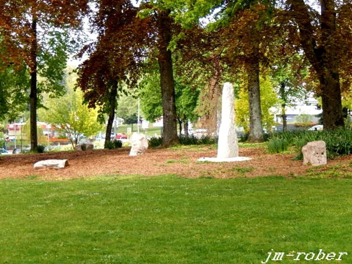 """Limoges: Une balade matinale dans l'un des plus vieux parc fin de la ville """"XIXème siècle"""". (2)"""