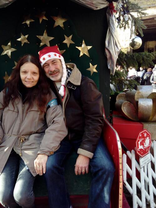 Marché de Noël à Janvry (Essonne, 91)