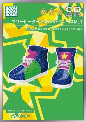 Buzzer Beater Basketball - Chaussures - Itsuki