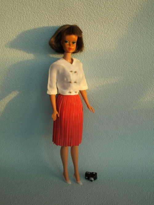 Barbie vintage : International Fair