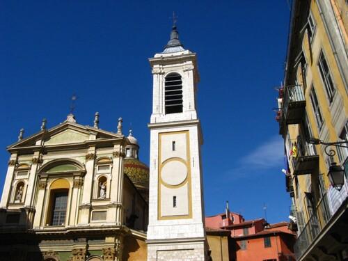 Les églises de Nice