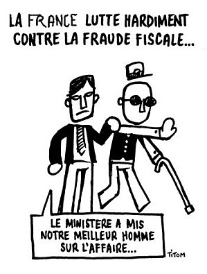 L'UMP ne veut pas regarder les véritables fraudeurs