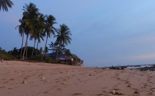 THAILANDE Koh Lanta plage