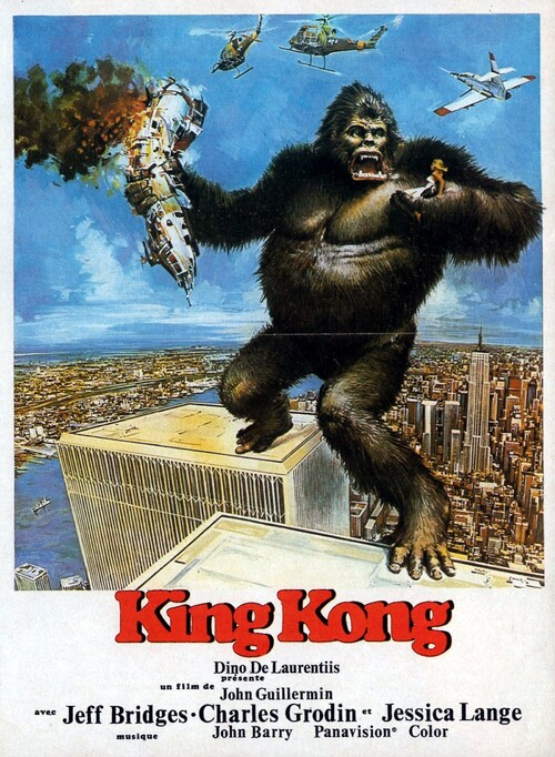 KING KONG BOX OFFICE