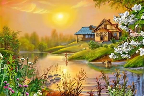 Beaux paysages
