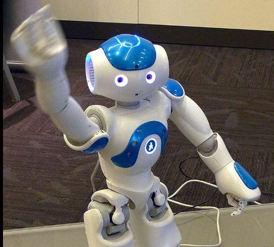 Robot © Wikimedia Commons / Anonimski