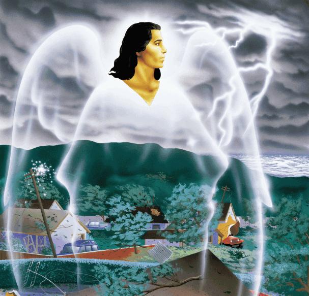Mystères de la Bible révélés N°87 - LA PAIX AU MILIEU DE LA TEMPÊTE