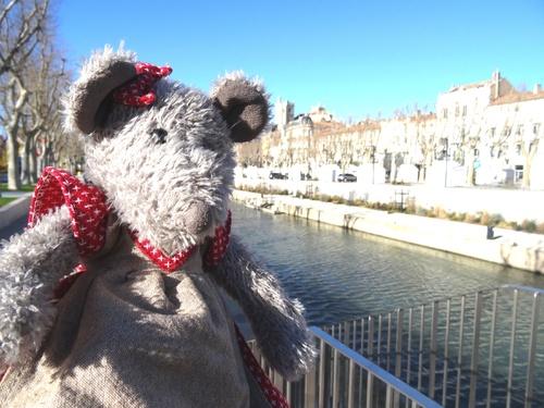 A la découverte de Narbonne avec un saut de puce catalan...