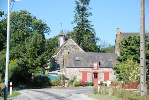 Le hameau de Saint Maur (56800)