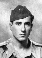 * Décès d'André Salvat du 1er Bataillon d'Infanterie de Marine