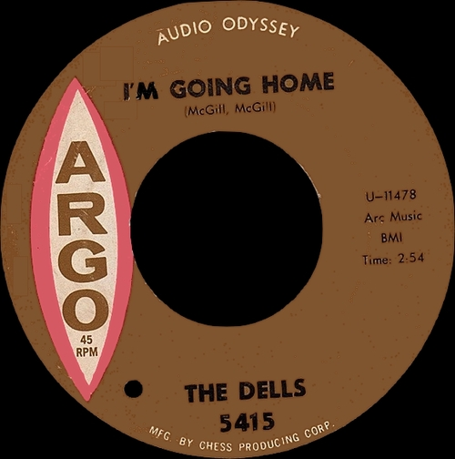 "The Dells : CD "" The Early Singles Skylark , Argo & Vee Jay Records 1962-1964 "" Soul Bag Records DP 77 [ FR ]"