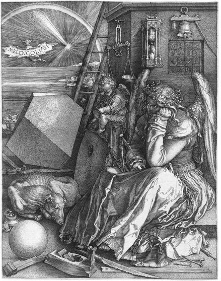 Albrecht Dürer Melancolia