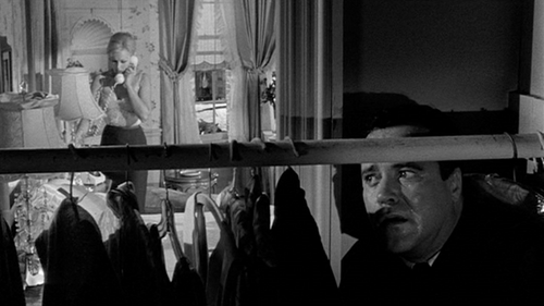 L'inquiétante dame en noir, The notorious landlady, Richard Quine, 1962