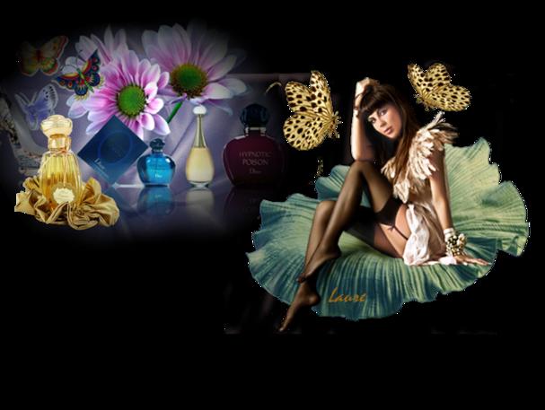 Parfums de femmes