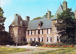 LES REMPARTS DE CERISY-LA-SALLE (Manche)